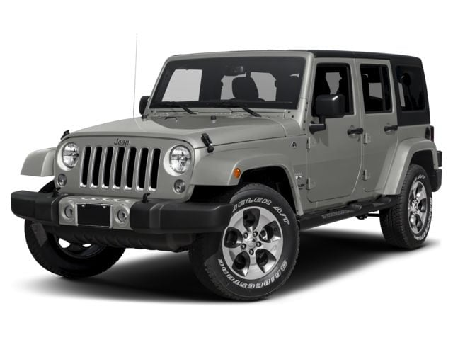 New 2017 Jeep Wrangler Unlimited Sahara 4x4 SUV Long Island