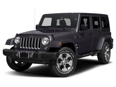 New 2017 Jeep Wrangler Unlimited Sahara SUV for sale near Salt Lake City