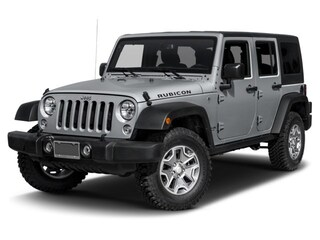 2017 Jeep Wrangler Unlimited Rubicon 4x4 SUV For sale near Saint Paul MN