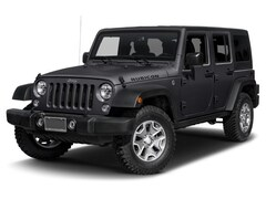 2017 Jeep Wrangler Unlimited Rubicon 4x4 SUV