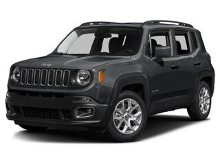 New 2017 Jeep Renegade Latitude FWD SUV J170746 in Brunswick, OH