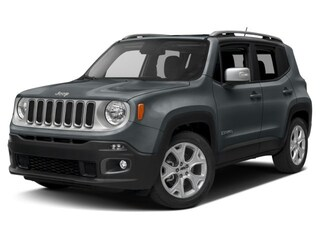 New 2017 Jeep Renegade Limited FWD SUV J171778 in Brunswick, OH