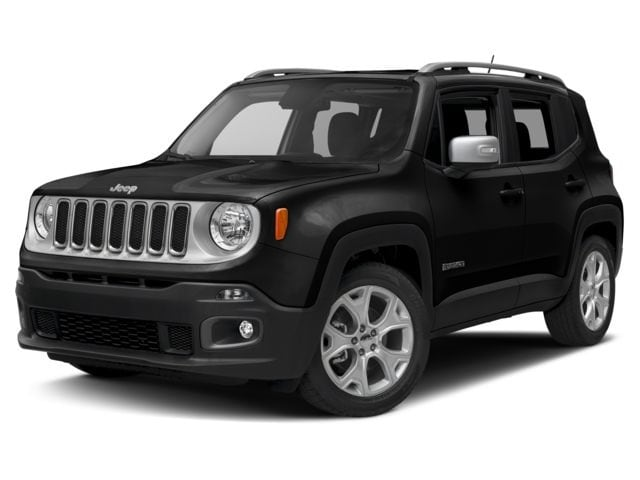 New 2017 Jeep Renegade Limited FWD SUV in Lake City