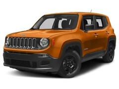 2017 Jeep Renegade Sport 4x4 SUV for sale near Pittsburgh