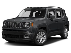 New 2017 Jeep Renegade Latitude 4x4 SUV in Guthrie, OK