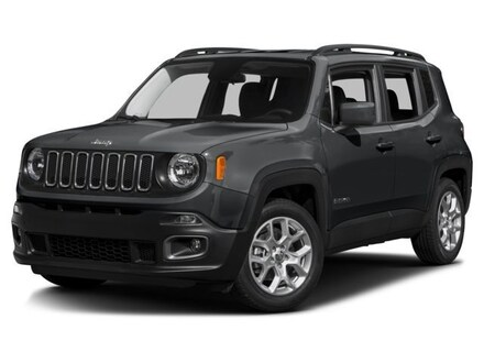 2017 Jeep Renegade Altitude 4x4 SUV