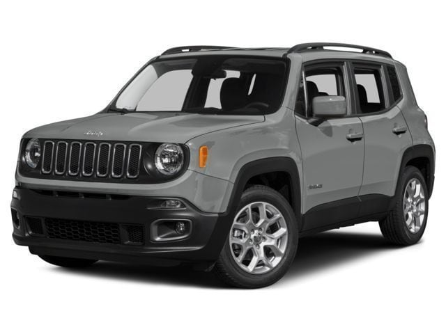 New 2017 Jeep Renegade Latitude 4x4 SUV in Placerville