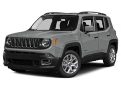 New 2017 Jeep Renegade Latitude 4x4 SUV J91074 in Woodhaven, MI