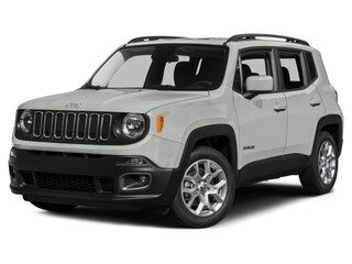 New 2017 Jeep Renegade Latitude 4x4 SUV J172503 in Brunswick, OH