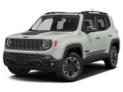 New 2017 Jeep Renegade Trailhawk 4X4 SUV ZACCJBCB6HPG10073 for Sale in Phoenix