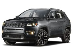 New 2017 Jeep New Compass Latitude SUV 3C4NJCBB8HT647831 for sale in Birmingham, AL at Jim Burke Automotive