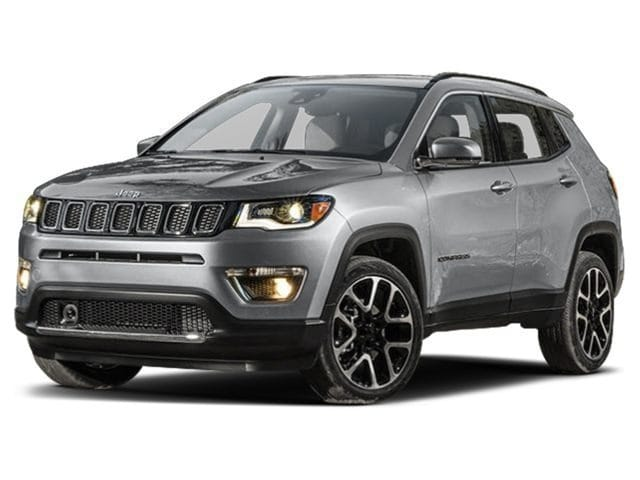 New 2017 Jeep New Compass Latitude SUV in Fairfield, CT