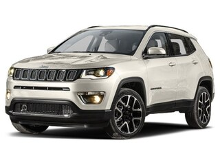 New 2017 Jeep New Compass Latitude SUV Bullhead City