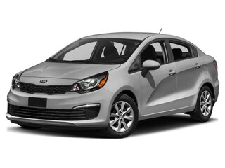 New 2017 Kia Rio LX Sedan 11174 in Burlington, MA