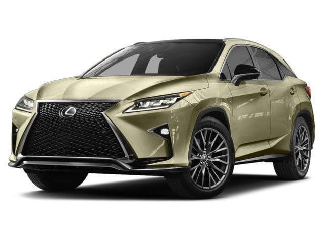 New 2017 Lexus RX 350 F Sport SUV for sale in the Boston MA area