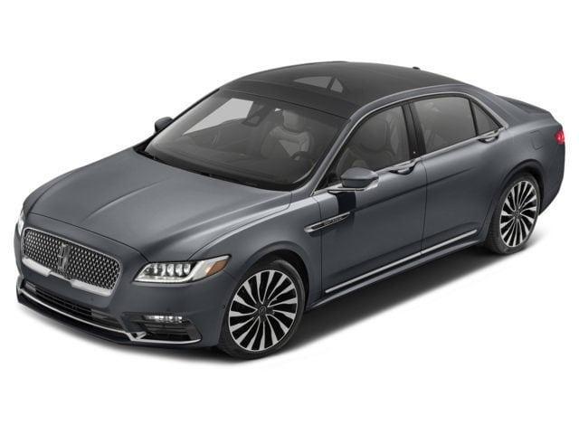 2017 Lincoln Continental Reserve Car