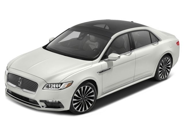 New 2017 Lincoln Continental Reserve Sedan for sale in the Boston MA area