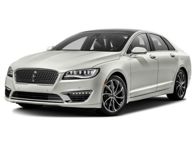 New 2017 Lincoln MKZ Reserve Car Near Detroit