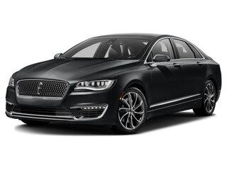 2017 Lincoln MKZ Black Label Sedan
