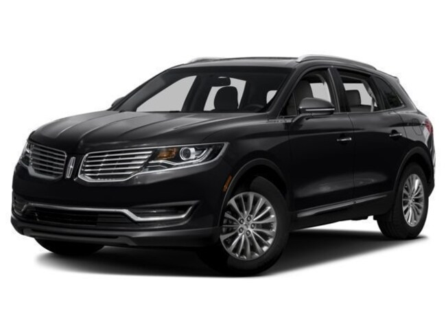 New 2017 Lincoln MKX Reserve Crossover Near Detroit