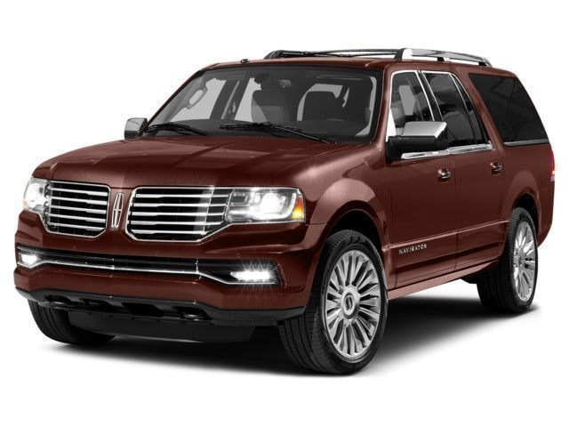 New 2017 Lincoln Navigator L Select SUV for sale in the Boston MA area