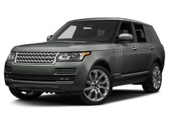 2017 Land Rover Range Rover Supercharged SUV