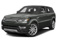 2017 Land Rover Range Rover Sport 5.0 Supercharged Dynamic SUV