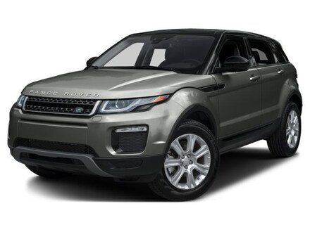2017 Land Rover RR Evoque