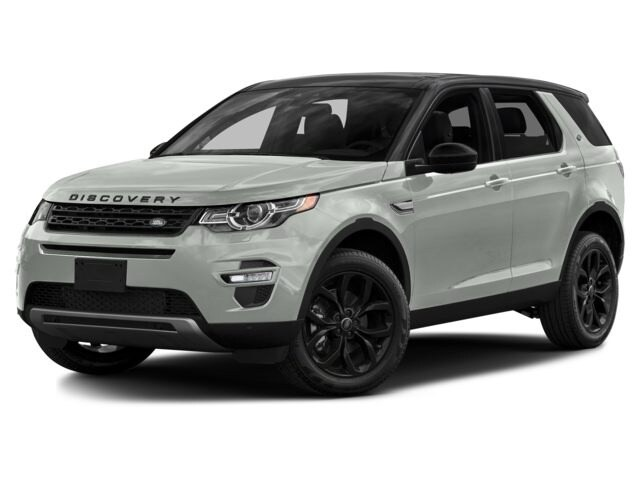 New 2017 Land Rover Discovery Sport HSE SUV for sale in the Boston MA area