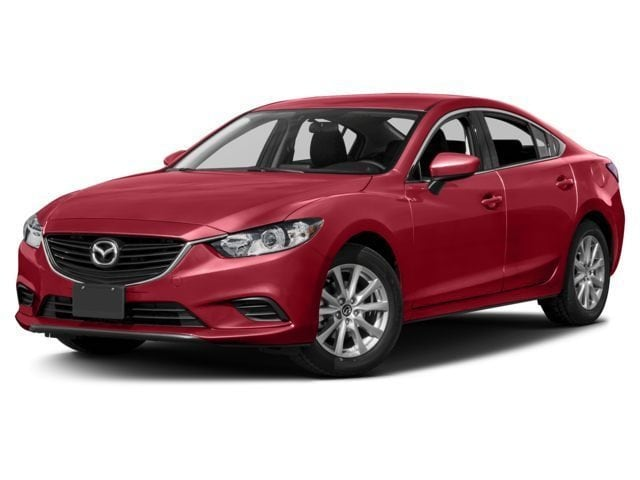 New 2017 Mazda Mazda6 I SPORT Sedan Minneapolis