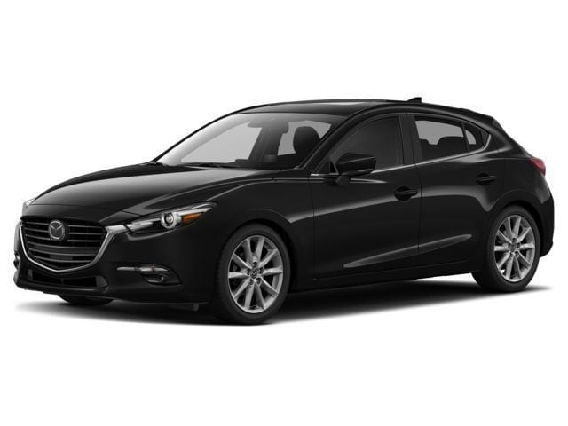 New 2017 Mazda Mazda3 2.5 GT HATCH M/T Hatchback near Minneapolis & St. Paul MN