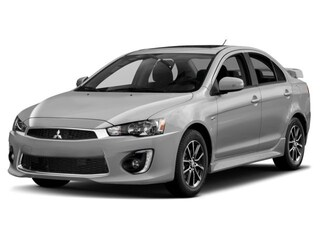 New 2017 Mitsubishi Lancer LE Sedan in Saint Albans WV