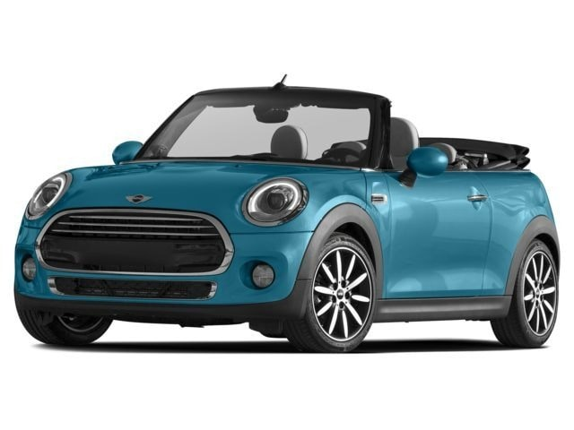 New 2017 MINI Convertible Cooper Convertible for sale in the Boston MA area
