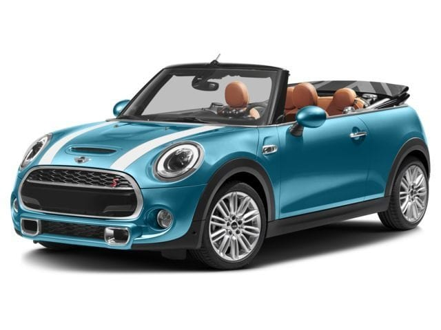 New 2017 MINI Convertible Cooper S Convertible for sale in the Boston MA area