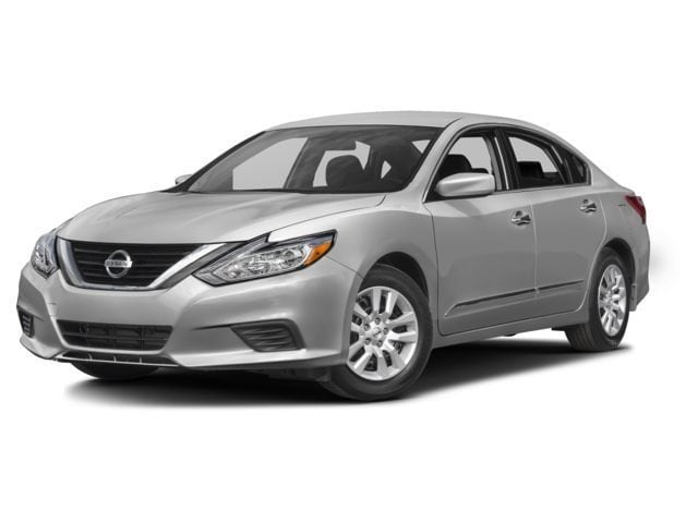 New 2017 Nissan Altima 2.5 SV Sedan San Diego