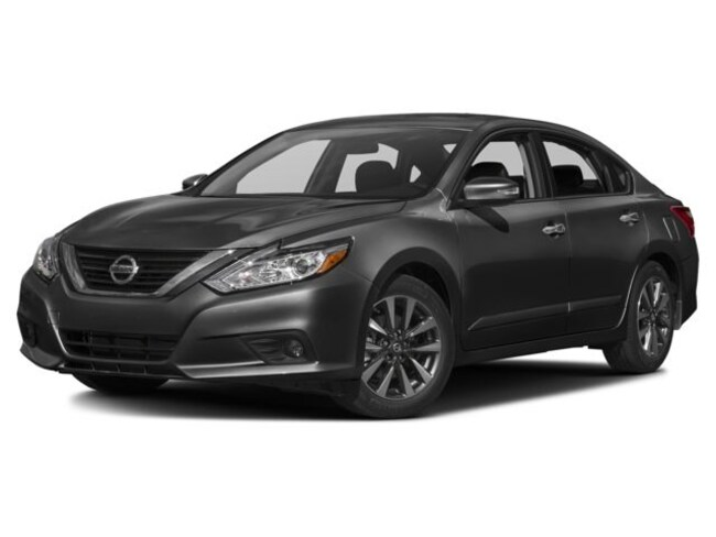 New 2017 Nissan Altima 2.5 SL Sedan in Lancaster