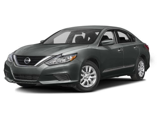 2017 Nissan Altima 2.5 S Sedan in Iowa City