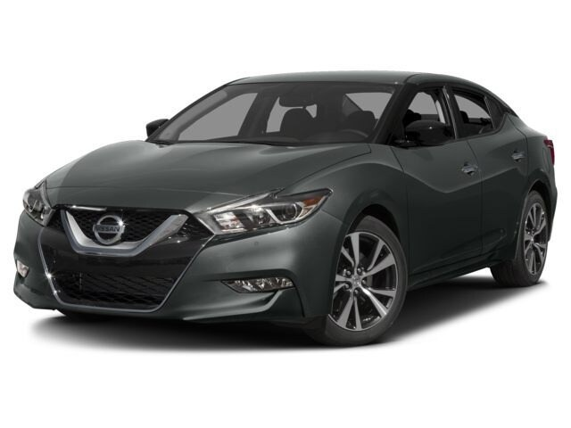 New 2017 Nissan Maxima SV Sedan Glendale, California