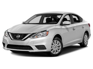 New 2017 Nissan Sentra S Sedan 3N1AB7AP5HY403432 for sale in Vancouver, WA at Alan Webb Nissan