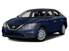 New 2017 Nissan Sentra S (CVT) Sedan in Lancaster, MA
