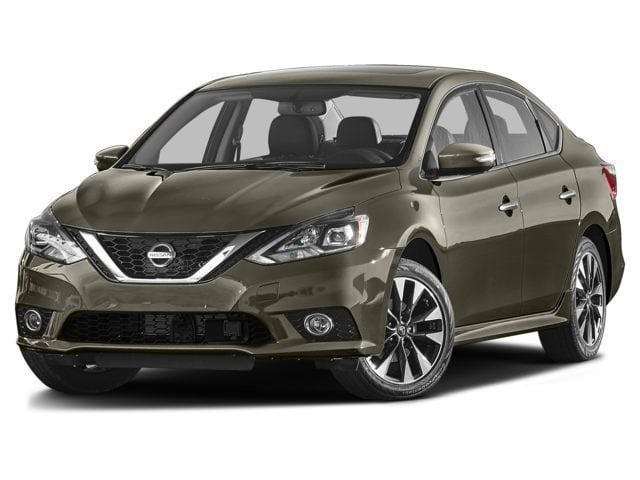 New 2017 Nissan Sentra SL Sedan For Sale /Lease Austin TX