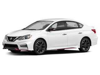 New 2017 Nissan Sentra NISMO Sedan 3N1CB7AP9HY305643 for sale in Saint James, NY at Smithtown Nissan