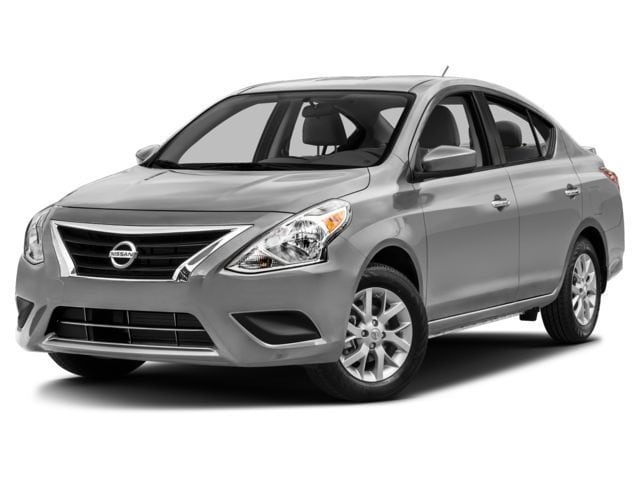 New 2017 Nissan Versa 1.6 S+ Sedan for sale in San Antonio, TX.