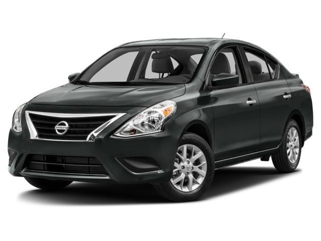 2017 Nissan Versa Sedan S Plus Car
