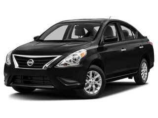New 2017 Nissan Versa S PLUS Sedan Minneapolis