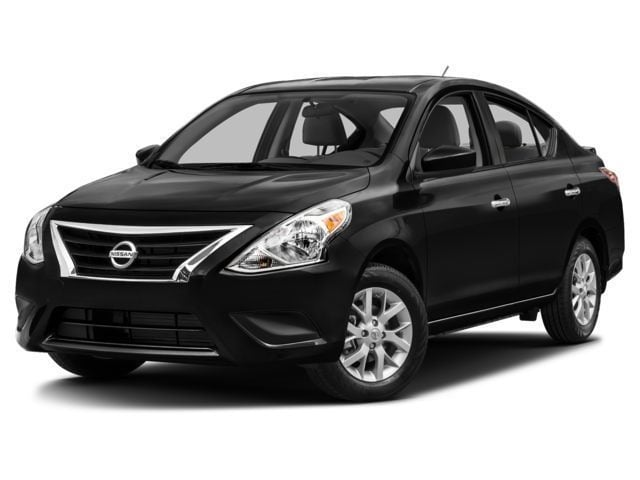 New 2017 Nissan Versa 1.6 SV Sedan San Diego