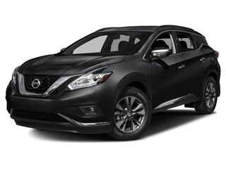 New 2017 Nissan Murano S SUV in North Smithfield near Providence