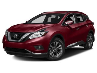 New 2017 Nissan Murano S CVT SUV in North Smithfield near Providence