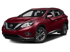 New 2017 Nissan Murano SV Wagon K192339 in Waldorf, MD