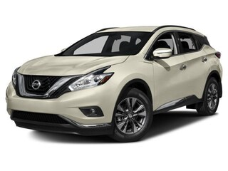 New 2017 Nissan Murano SV CVT WAGON in North Smithfield near Providence